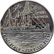 Lucky Pocket Coin - John C. Roberts Shoe – obverse