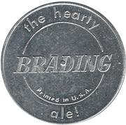 Token - Bière Brading (Montréal, Québec) – reverse