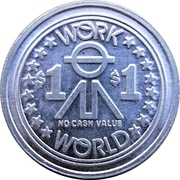 1 Dollar - Workwear World – reverse