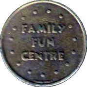 Arcade Token - The Midway Family Fun Center – reverse