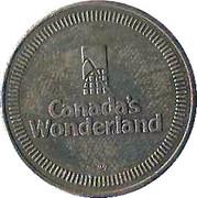 Token - Canada's Wonderland – obverse