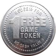 1 Free Game Token - Marvel Adventure City – reverse