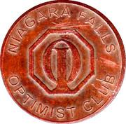 Token - Molson Slo-Pitch (Niagara Falls Optimist Club) – obverse