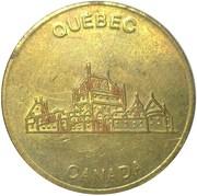 Game Token - La Récréathèque (Quebec) – reverse
