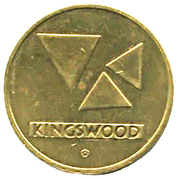 Game Token - Kingswood -  obverse