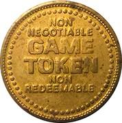 1 Small Game Token - Cyber Centre – reverse