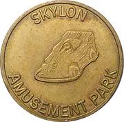Token - Skylon Amusement Park – obverse
