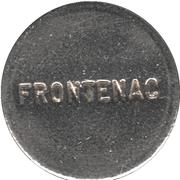 Token - Quilles Frontenac (Québec) – obverse