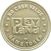 Game Token - Playland – obverse