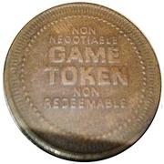 Game Token - No Cash Value (Clown) – reverse