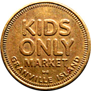 Token - Circuit Circus Family Amusement Center (Kids) – reverse