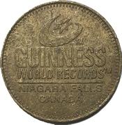 Token - Guiness World Records (Niagara Falls, Ontario) – obverse