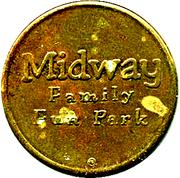 Game Token - Midway (Ottawa) – obverse