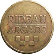 Token - Rideau Arcade (Ottawa, Ontario) – obverse