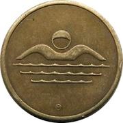 Token - No Cash Value (Swimmer) – obverse
