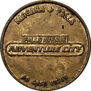 Token - Adventure City (Niagara Falls, Ontario) – obverse