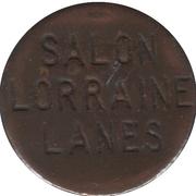 Token - Salon Lorraine Lanes (Québec) – obverse