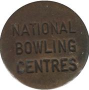 Token - National Bowling Centres – obverse