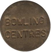 Token - Bowling Centres – obverse