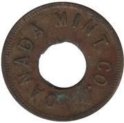 5 Cents - Canada Mint Co. (Lethbridge, Alberta) – obverse