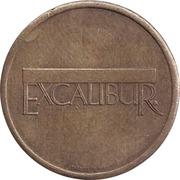 Game Token - Excalibur – reverse