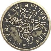 Game Token - Ballie Bear (Richmond, British Columbia) – obverse
