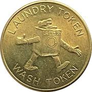 Laundry Token Wash Token – obverse
