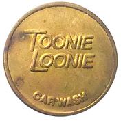 Car Wash Token - Toonie Loonie Carwash (Caledonia, Ontario) – obverse