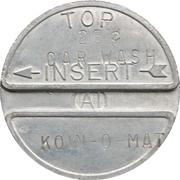 Token - Koin-O-Mat – obverse