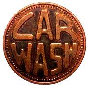 Car Wash Token - Mid Town Car Wash (Waterdown, Ontario) – reverse