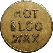 1 Dollar - Hot Wax – obverse