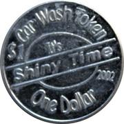1 Dollar - Shiny Time (North York, Ontario) – obverse