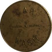 Car Wash Token - Canex (Camp Borden, Ontario) – obverse