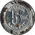 5 Cents - Windsor Raceway – reverse