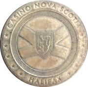 Token - Casino Nova Scotia (Halifax) – obverse