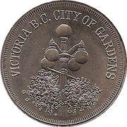 1 Dollar - Victoria, British Columbia – obverse