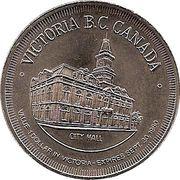 1 Dollar - Victoria, British Columbia – reverse