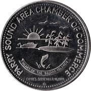 1 Dollar - Parry Sound, Ontario (Royal Canadian Legion Dollar) – obverse