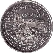 Yellowhead Dollar - Yellowhead Region, British Columbia – obverse