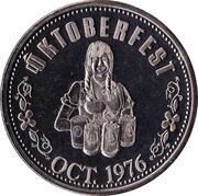 Oktoberfest Dollar - Kitchener-Waterloo, Ontario -  obverse