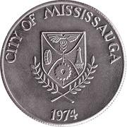 1 Dollar - Mississauga, Ontario – obverse