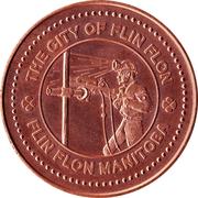 5 Dollars - Flin Flon, Manitoba – obverse