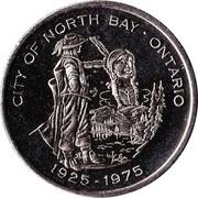 1 Dollar - North Bay, Ontario -  obverse