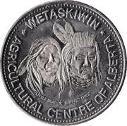 North Am Dollar - Wetaskiwin, Alberta – obverse