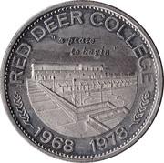 Red Deer Dollar - Red Deer, Alberta – obverse