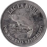 1 Dollar - Lac La Biche, Alberta – obverse