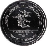 Trade Dollar - Vermilion, Alberta – obverse