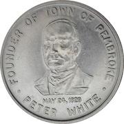 Sesquicentennial Dollar - Pembroke, Ontario – obverse