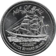 1 Dollar - Summerside, Prince Edward Island – obverse