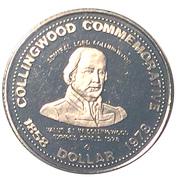 1 Dollar - Collingwood, Ontario – reverse